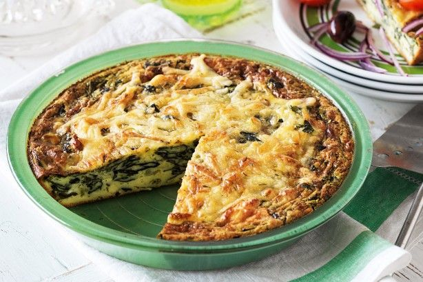 Try this vegetarian spinach pie creation that is rich, satisfying and budget friendly!