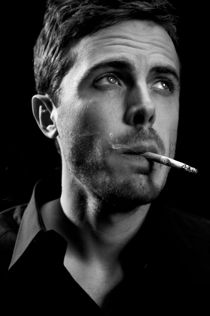 Casey Affleck Portrait by Michael Muller