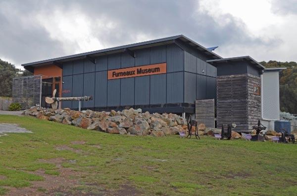 Furneaux Museum, Emita (Flinders Island). Article and photo by Roger Findlay for www.think-tasmania.com