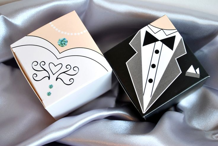 weddin favor box - caja souvenir casamiento