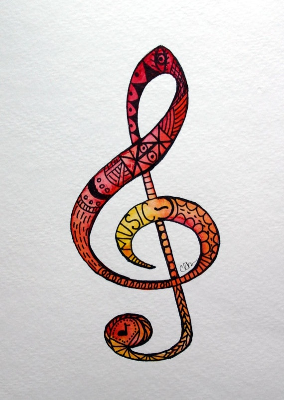 the gallery for gt cool music symbols