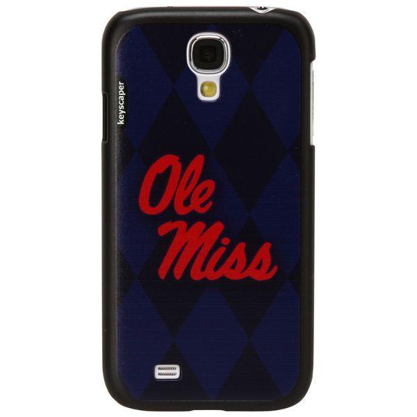 Ole Miss Rebels Galaxy S4 Smartphone Case - $14.99
