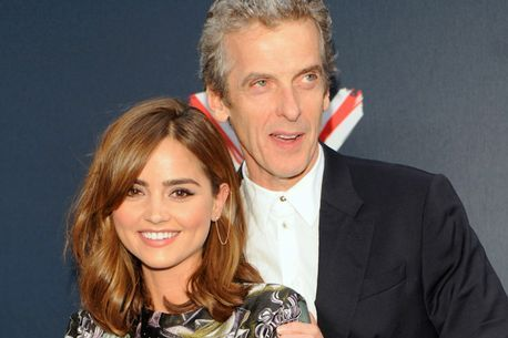Jenna Coleman quits Doctor Who (click for article)