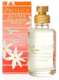 100% natuurlijke parfum van Pacifica