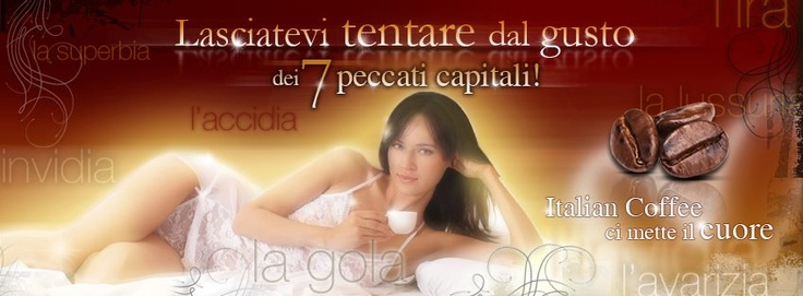 Visita il nostro e-store: www.italian-coffee.biz