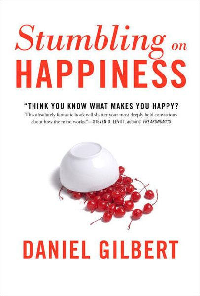 'Stumbling on Happiness' - Inspiring Books for the New You in the New Year - Photos