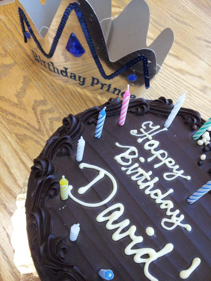 Happy Birthday David! July 15, 2014