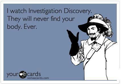 : My Life, My Husband, Hard Times, Ahahahaha, Investigations Discovery, Addiction, Beware, Bahahaha, Lol Mom