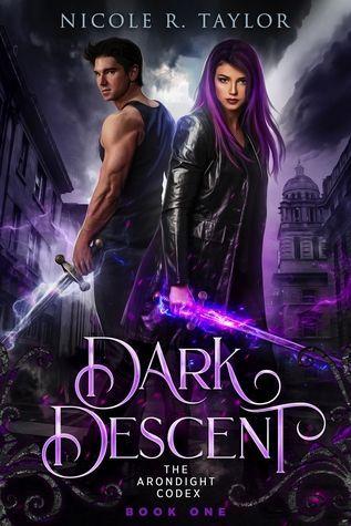 Dark Descent par Nicole R. Taylor #fantasynovels #bookstoread #fantasyseries #par …   – Paranormal Party