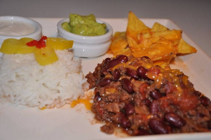 Chili con carne | Opskrift | Maduniverset