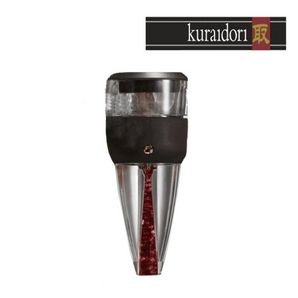 Home Hardware - Wine Aerator, with Holder and Filter
