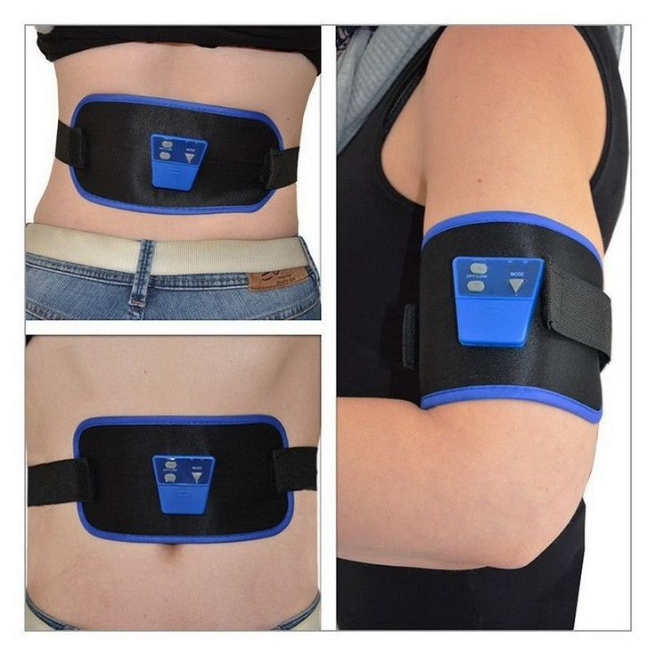 cheap Belt Massage Slim Fit Muscle health care body massage  #Unbranded