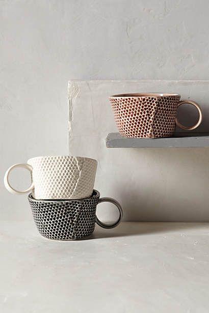 Honeycomb Mug
