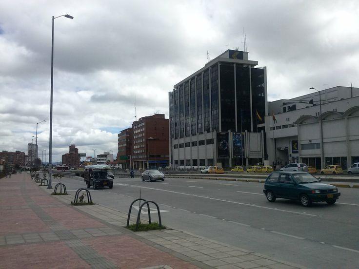 sede principal de colsubsidio en Bogota