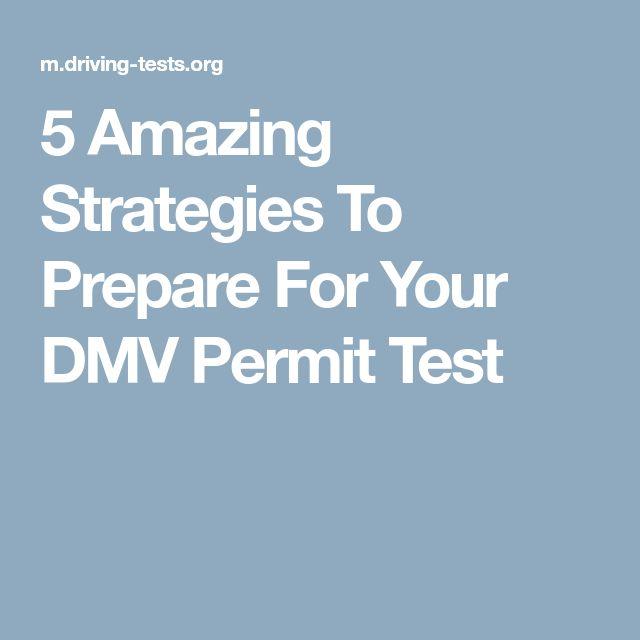 Best  Dmv Permit Ideas On   Permit Test Dmv Drivers