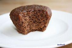Gezond leven van Jacoline: Chocolademuffins van kokosmeel