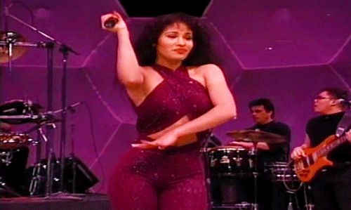 These Selena Quintanilla GIFs are the Perfect Response to Everything