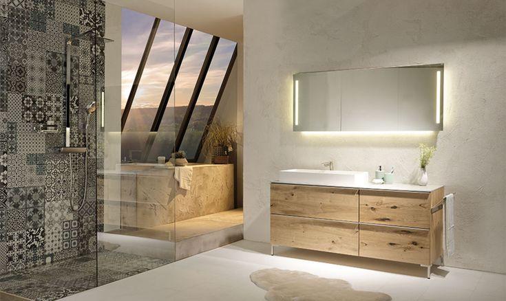 V-Alpin - Badezimmermöbel von Voglauer