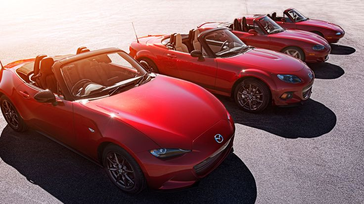 Is a new $25k Miata worth it when you can get a used one for $4k?