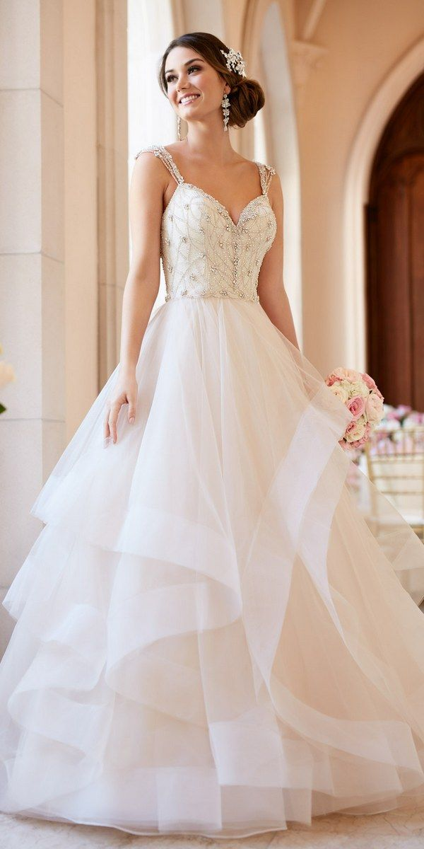 Best 25 stella york ideas on pinterest wedding dresses for Fall lace wedding dresses