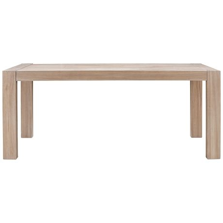 urban dining table 190x100x77cm freedom furniture and