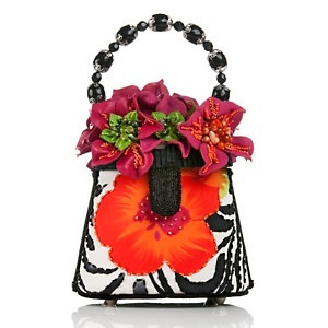 Mary Frances Beaded Tango in Paris Bag at HSN.com