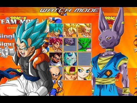 Dragon Ball Super Mugen V1 by IcarodiasBR3232 DOWNLOAD