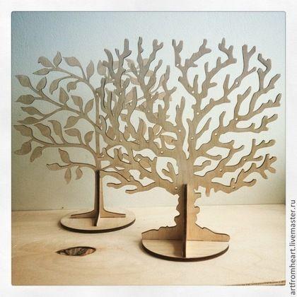 Элементы интерьера ручной работы. Заказать Декоративное дерево для украшений. BUDDHA CAT. Ярмарка Мастеров. Дерево для украшений, Декор, силуэт
