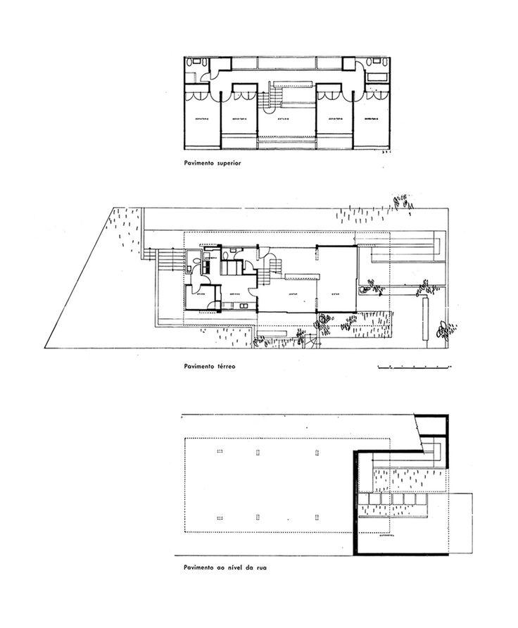 Galeria de Clássicos da Arquitetura: Casa dos Triângulos / João Batista Vilanova Artigas - 19
