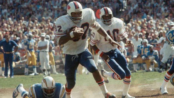 O.J Simpson, Buffalo Bills- Ranking the 16 greatest running backs in NFL history