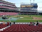 For Sale: 4 Brewers @ Cincinnati Reds Tickets 7/6 section 129 in shade Reds dugout @ 110pm http://sprtz.us/RedsEBay
