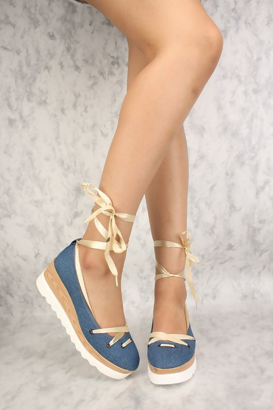 2bc7819cffe 31 Platform Shoes That Will Inspire You This Summer | Women shoes ...