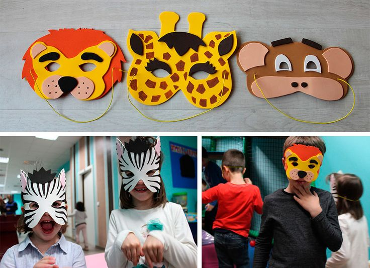 Resultado de imagen para fiesta animales de la selva