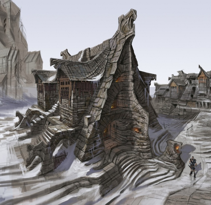 Skyrim: Concept Art - The Elder Scrolls Wiki