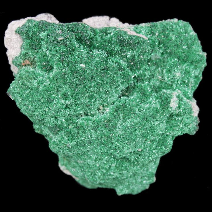 Malachite on matrix from Tsumeb Mine, Namibia (tsu070)