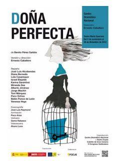 #Teatro 21/06 y 22/06 en @TeatroCuyas #LPGC #LasPalmas #GRACANARIA 'Doña Perfecta'  Noche y Día Gran Canaria: Teatro 21/06 y 22/06: 'Doña Perfecta' en el Teatro Cuyás
