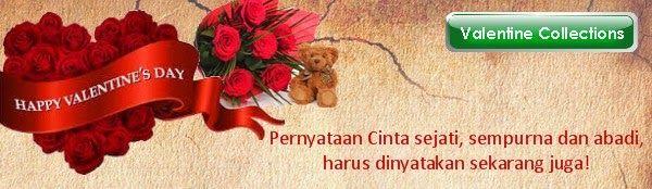 Telah tiba event spesial hari Valentine, dan Jika Anda sedang mencari jenis atau sentimen romantis, cobalah sebuah rangkaian bunga indah dan...