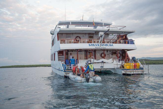 millenium yacht