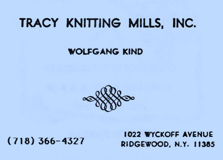Knitting Queens Ny : One of countless german owned knitting mills in ridgewood