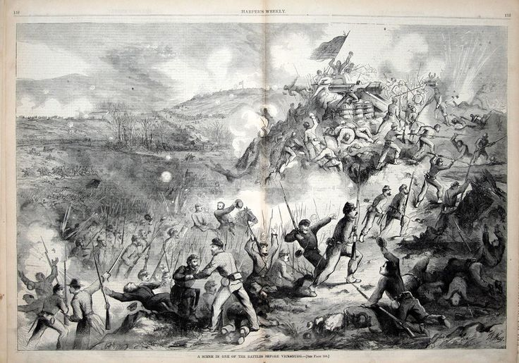 july 4 1863 surrender of vicksburg