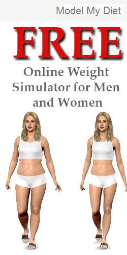 Free Online Weight Simulator - very cool visuals.