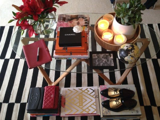 Covet my coffee table: with Tash Sefton from TheyAllHateUs
