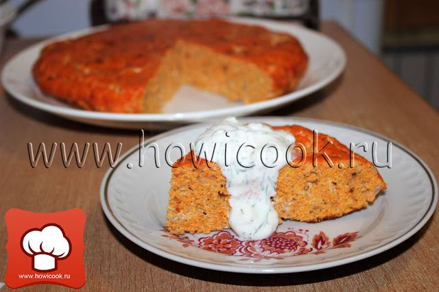 HowICook: Икорный пирог