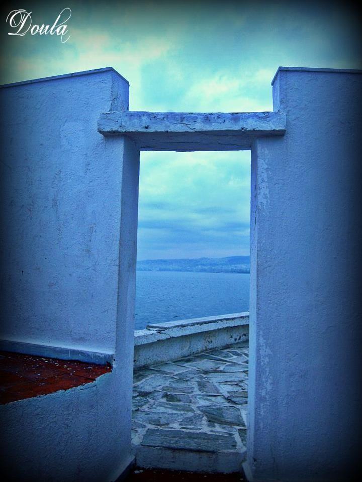 Like a frame