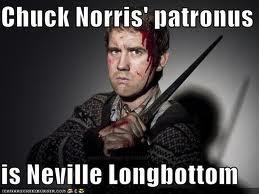 LOL: Geek, Books Jackets, Nevil Longbottom, Expecto Patronum, Funny, Harry Potter, Neville Longbottom, True Stories, Chuck Norris