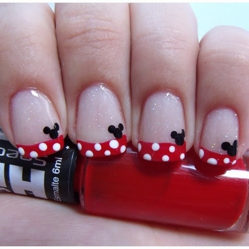Famous Navy Nail Art Thick Nail Art Kit For Kids Shaped What Color Nail Polish Is In Right Now Nail Art Christmas Ideas Youthful Nail Art Machine In Pakistan GraySimple Nail Art Designs For Short Nails Videos 1000  Ideas About Mickey Mouse Nails On Pinterest | Minnie Mouse ..
