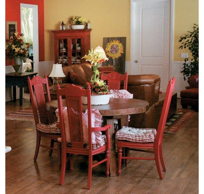 183 best painted dining sets images on pinterest | dining sets