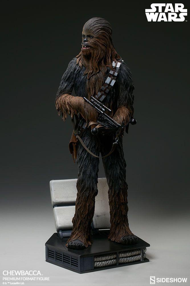 Sideshow Star Wars Chewbacca Premium Format Figure