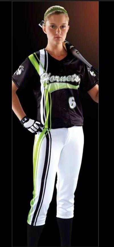 Ladies Softball Uniform
