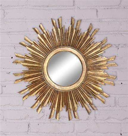 Sunburst Mirror – Urban Poppy